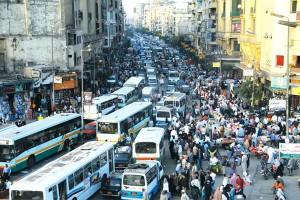 Kairo trafik